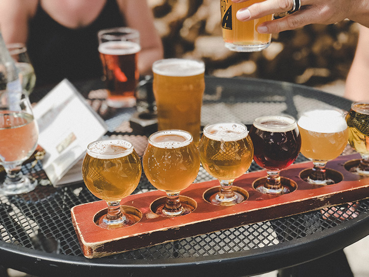 Craft beer movement